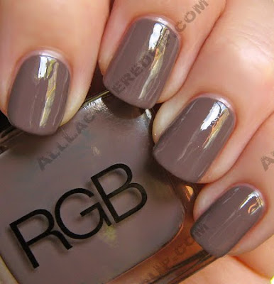 rgb haze nail polish pre fall 2009 wm1 RGB Cosmetics Pre Fall 09 Swatches and Review