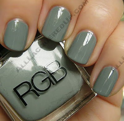 rgb steel nail polish pre fall 09 RGB Cosmetics Pre Fall 09 Swatches and Review