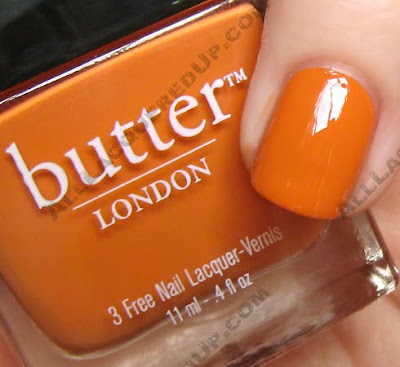 butter london minger nail polish fall winter 2009 butter LONDON Fall Winter 09 Swatches & Review