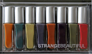 strangebeautiful, strange beautiful, nail polish, nail color, color volume, nail polish library