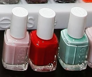 essie winter candy apple Essie Winter 2009 Sweet Time of The Year Swatches & Review
