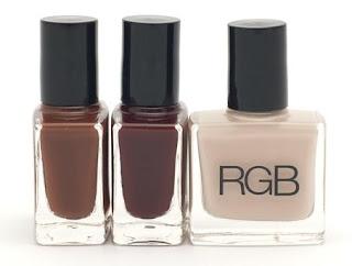 RGB Cosmetics, RGB nail polish