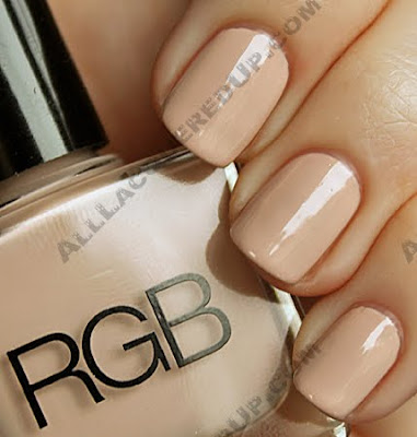rgb doll nail polish RGB Cosmetics Fall 09 Swatches & Review