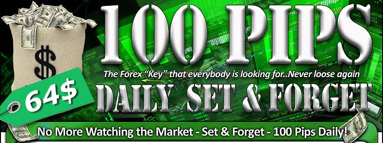100 pips daily trading system