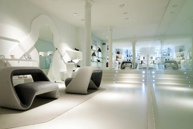 Rosa calvo dise adora de interiores dise o locales for Diseno de interiores locales comerciales