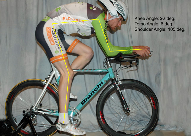 Rob Muller Usa Cycling Level 2 Power Based Coach Time Trial Bike
