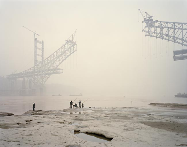 Nadav Kander Photo, prix Pictet @ Passage du Retz
