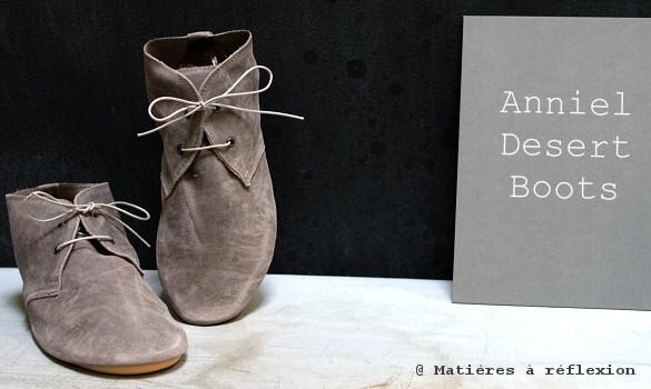 Desert Boots Anniel