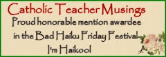 Bad Haiku Friday