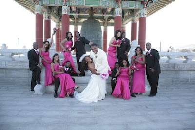Angeles Wedding Reception Sites on Then To The Korean Bell Wedding Site In San Pedro  Ca