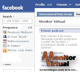 CAP1 Monitor Virtual