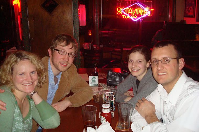 Portland, Oregan...February 2008