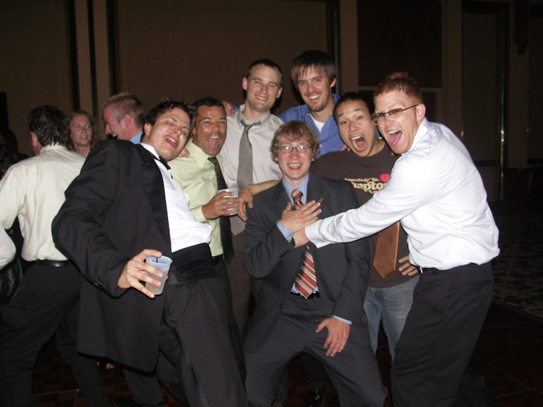 Boys Will Be Boys!...Columbia, Missouri, May 2005