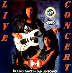 Live Concert Ikang Fawzi & Ian Antono