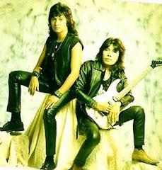 Ikang Fawzi dan Ian Antono Bersahabat dala Rock Indonesia
