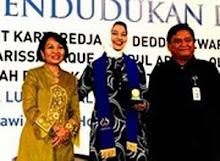BKKBN Marissa Haque Istriku, Dr. Slamet Sugiri Ketua BKKBN