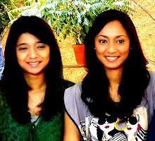 Isabella & Chikita Fawzi