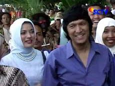 Ikang Fawzi, Zainuddin Hasan di Arak Menuju LPU Lampung Selatan