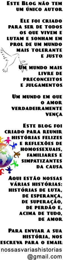 .:: Descrição do Blog ::.