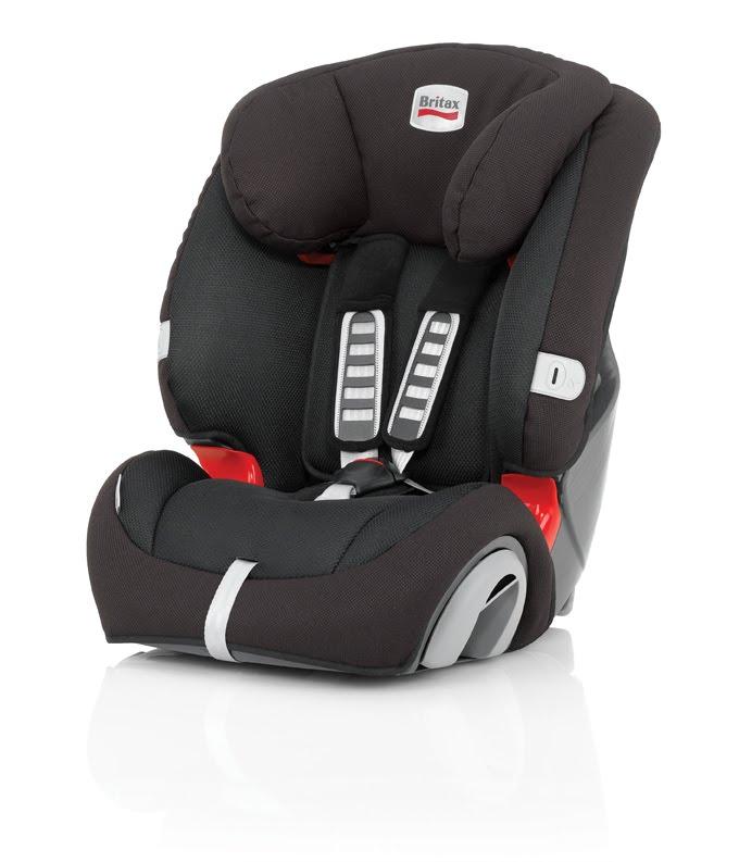 Britax Evolva Car Seat Reviews