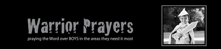 Warrior Prayers