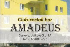 Coctail bar Amadeus