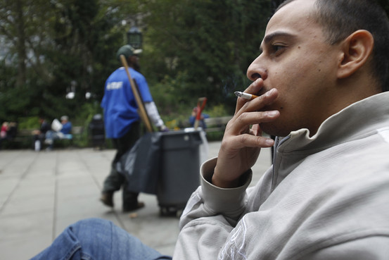The adult smoking rate was 20.6% in 2009, the same as a year earlier and ...