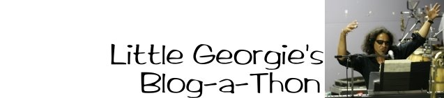 Little Georgie's Blog-a-Thon