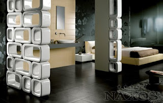 Modern Ceramic Wall Design 2010 by Nexos X-Wall