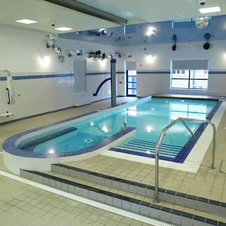 Beutifull Indoor Swimming pool Decoration