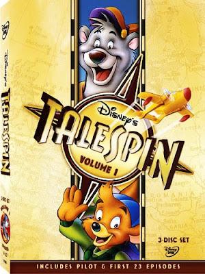 تحميل مسلسل الكارتون الشيق للاطفال الحلقات كاملة TaleSpinDVD1