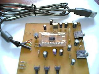 PCM2904 USB Sound Card