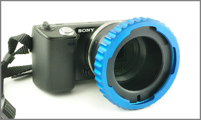 sony nex e-mount panavision pv lens adapter