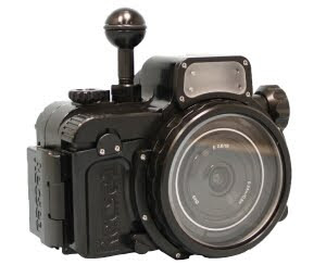 sony nex underwater waterproof housing seatool