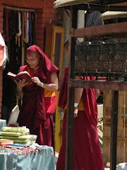 Visiting Namo Buddha