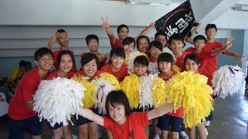 Cheerleading Tean 2010