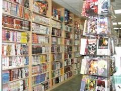Labyrinth Manga Toronto Store