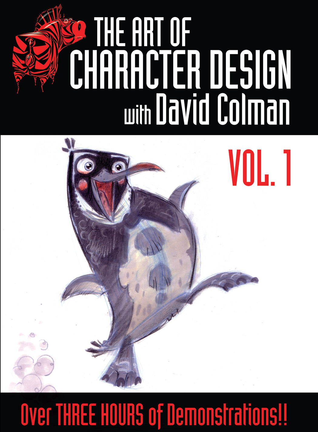 The Art Of Character Design With David Colman Volume I : Labyrinth books toronto comics manga and graphic novels
