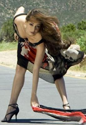 Diya Mirza, Sexy Hot Bollywood Girl