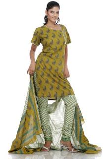 Latest Churidaar Shirt Salwar Dress, Different Styles of Churidaar Online