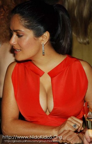 salma hayek husband age. hairstyles salma hayek husband