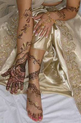 mehndi tattoos designs