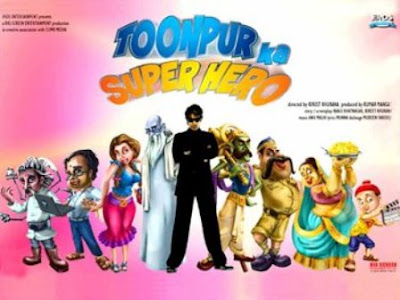 Toonpur Ka Super Hero Movie Wallpapers