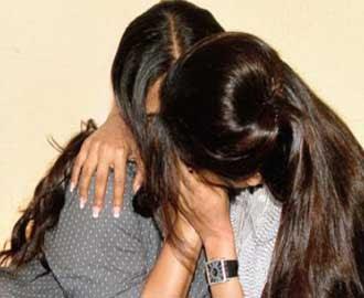Rani Mukherjee Vidya Balan Kissing
