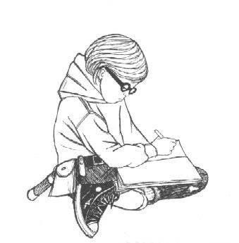 Maaf aku baru bisa menulis lagi…
