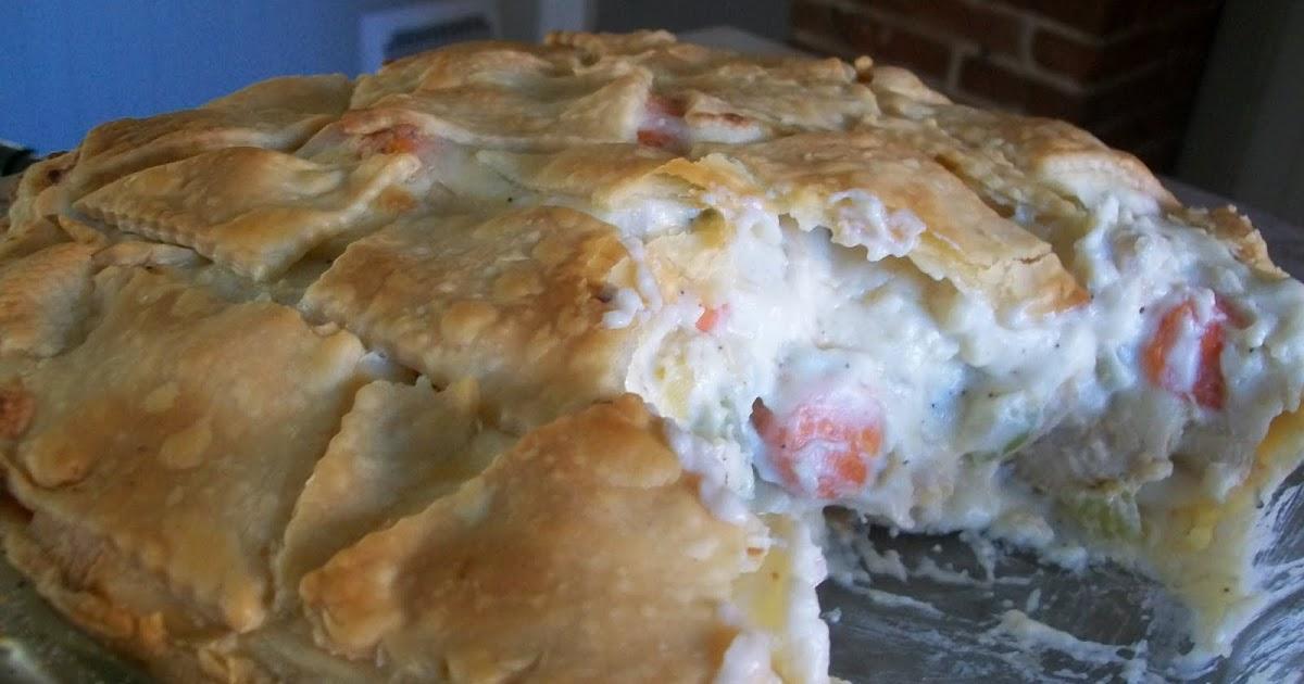 Everything in Moderation: Chicken Pot Pie