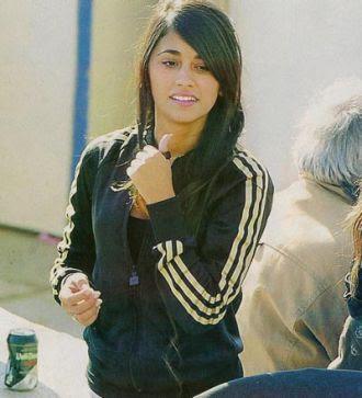 La Joven Se Llama Antonella  Tambi  N Es Argentina Y Es Estudiante De