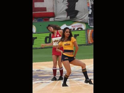 de Deportes | Telenovela Bellas porristas del club Universitario de