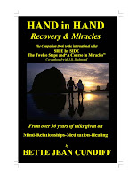 Hand in Hand - Recovery and Miracles