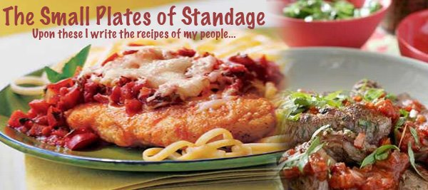 The Small Plates of Standage